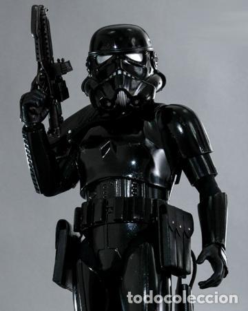 Cine: Casco Star Wars Tropas Imperiales Black Series - Foto 12 - 218708161