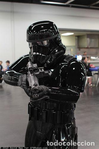 Cine: Casco Star Wars Tropas Imperiales Black Series - Foto 14 - 218708161