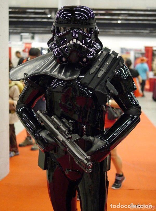 Cine: Casco Star Wars Tropas Imperiales Black Series - Foto 15 - 218708161
