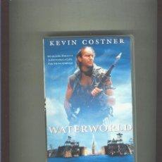 Cine: VIDEO VHS: WATERWORLD (KEVIN COSTNER). Lote 219092772