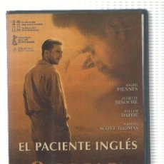 Cine: CINE VHS: EL PACIENTE INGLES - RALPH FIENNES. Lote 219268816