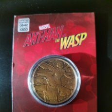 Cinéma: MONEDA ANT-MAN & THE WASP EDICION LIMITADA. Lote 219876745