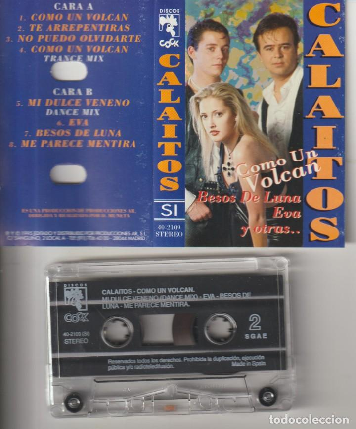 CASETTE ORIGINAL CALAITOS (Cine - Varios)