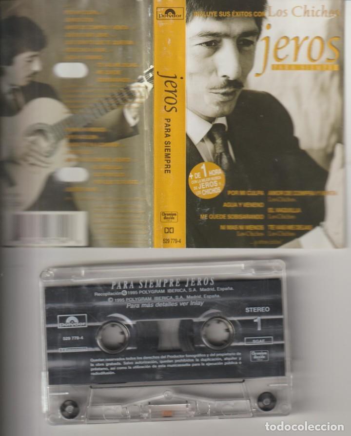 CASETTE ORIGINAL JEROS (Cine - Varios)