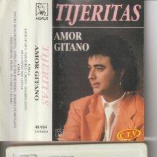 Cine: CASETTE ORIGINAL TIJERITAS GITANO. Lote 221375990