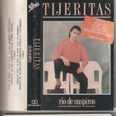 Cine: CASETTE ORIGINAL TIJERITAS RIOS DE SUSPIROS. Lote 221376001