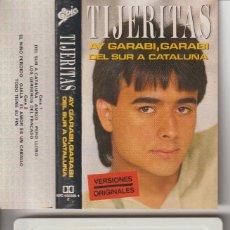 Cine: CASETTE ORIGINAL TIJERITAS AY GARABI GARABI. Lote 221376096