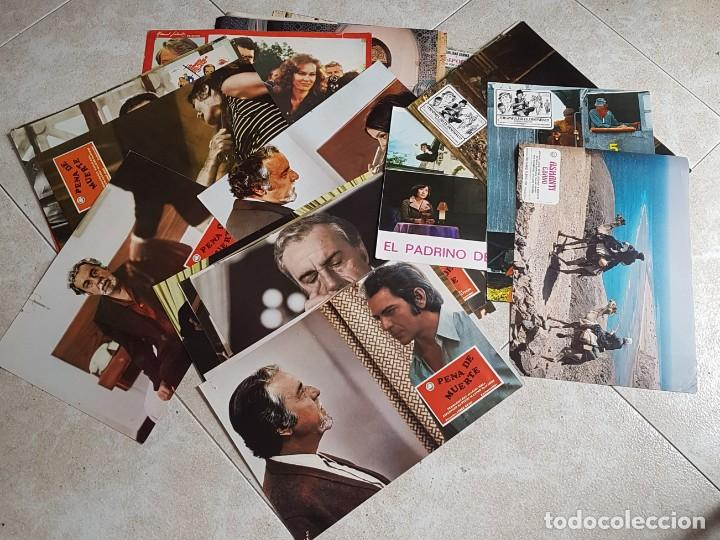 == LOTE DE 30 FOTOGRAMAS DE DIFERENTES PELICULAS (Cine - Varios)