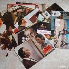 Cine: == LOTE DE 30 FOTOGRAMAS DE DIFERENTES PELICULAS. Lote 221892843