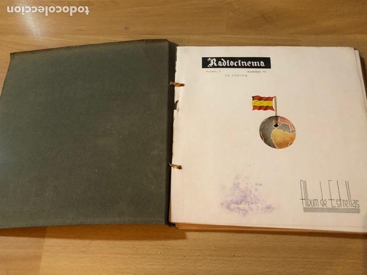 Cine: Radiocinema album de estrellas.clark gable errol Flynn carole lombard Estrellita castro.emi Jannings - Foto 2 - 221973358