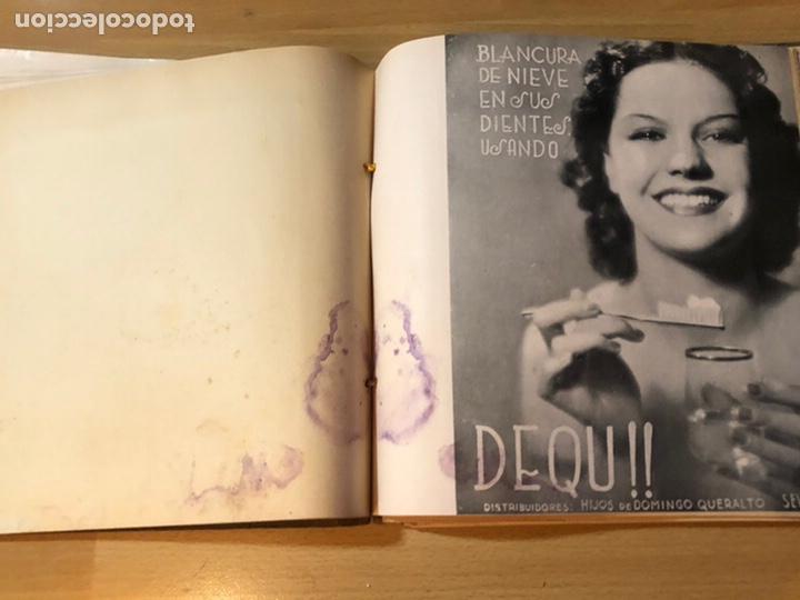Cine: Radiocinema album de estrellas.clark gable errol Flynn carole lombard Estrellita castro.emi Jannings - Foto 12 - 221973358