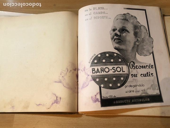 Cine: Radiocinema album de estrellas.clark gable errol Flynn carole lombard Estrellita castro.emi Jannings - Foto 16 - 221973358