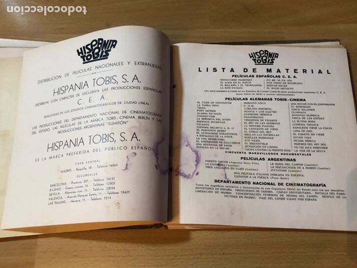 Cine: Radiocinema album de estrellas.clark gable errol Flynn carole lombard Estrellita castro.emi Jannings - Foto 22 - 221973358