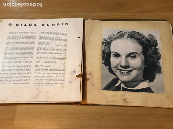 Cine: Radiocinema album de estrellas.clark gable errol Flynn carole lombard Estrellita castro.emi Jannings - Foto 29 - 221973358