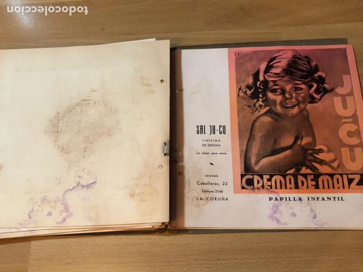 Cine: Radiocinema album de estrellas.clark gable errol Flynn carole lombard Estrellita castro.emi Jannings - Foto 36 - 221973358