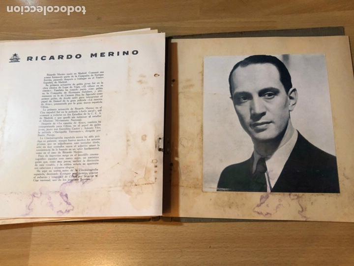 Cine: Radiocinema album de estrellas.clark gable errol Flynn carole lombard Estrellita castro.emi Jannings - Foto 37 - 221973358