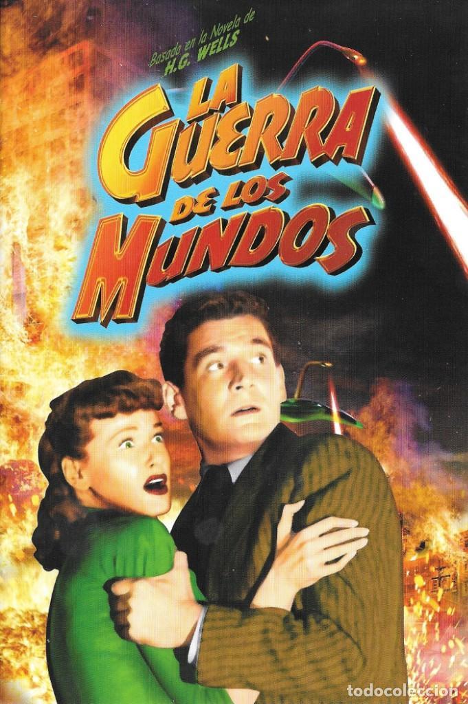 LIBRETO LA GUERRA DE LOS MUNDOS - BYRON HASKIN (Cine - Varios)