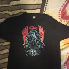 Cine: CAMISETA THE WARRIORS TALLA M SIN USAR. Lote 222699427
