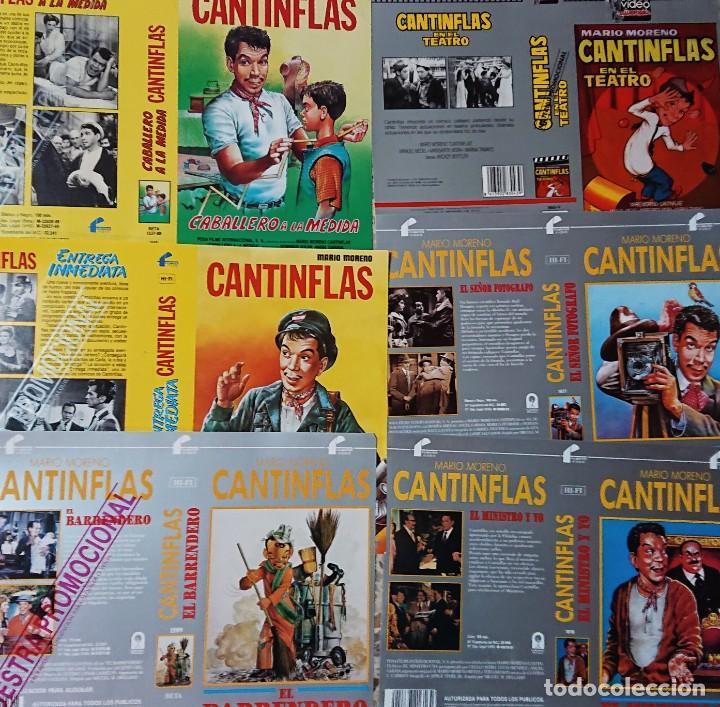 Cine: Colección de 26 carátulas de CANTINFLAS Mario Moreno - Foto 5 - 223344066