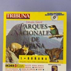 Cine: ENCICLOPEDIA PARQUES NACIONALES DE ESPAÑA. 12 CD'S. Lote 224046582