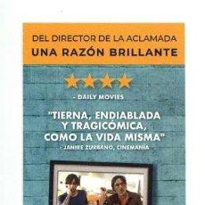 Cinema: BUENOS PRINCIPIOS. MARCAPÁGINAS.. Lote 224160287