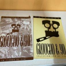 Cinema: CATALOGO GROUCHO & YO. Lote 226940950