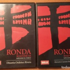 Cine: 2 DVDS RONDA 50 GOYESCAS. Lote 228392865