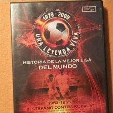 Cine: HISTORIA DE LA MEJOR LIGA DEL MUNDO. Lote 228392940