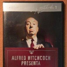 Cine: ALFRED HITCHCOCK PRESENTA: TEMPORADA UNO. Lote 228393280