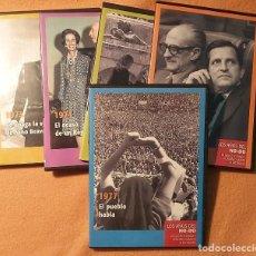 Cine: LOS AÑOS DEL NODO. 37 DVDS. Lote 228393455