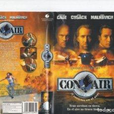 Cine: CON AIR. Lote 228540430