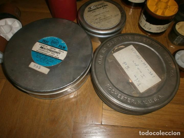 Cine: Cine lote coleccionistas decoración latas, peliculas, cajas de cartón, Neocinar, Rochester, Censura - Foto 3 - 233458255