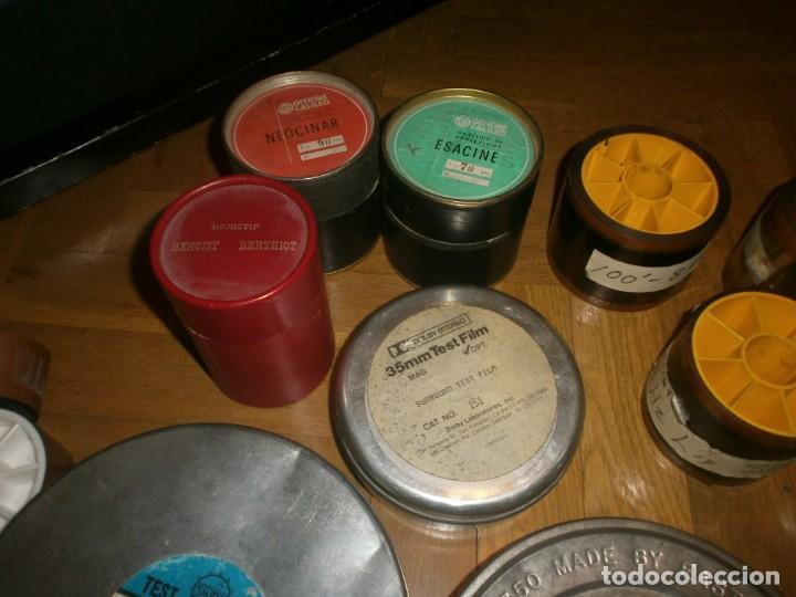 Cine: Cine lote coleccionistas decoración latas, peliculas, cajas de cartón, Neocinar, Rochester, Censura - Foto 4 - 233458255