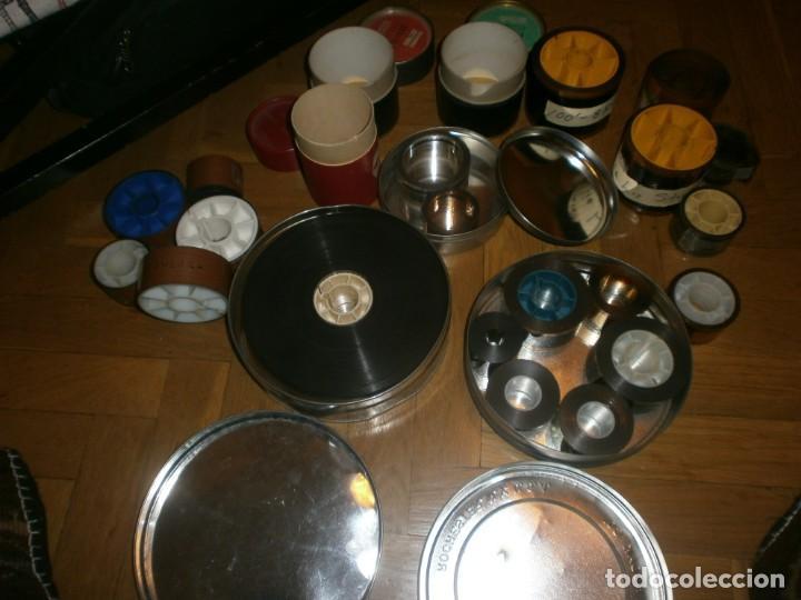 Cine: Cine lote coleccionistas decoración latas, peliculas, cajas de cartón, Neocinar, Rochester, Censura - Foto 5 - 233458255