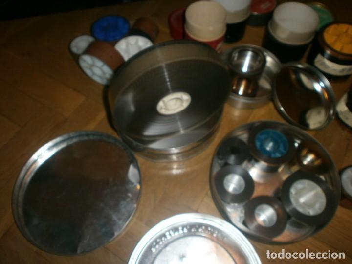 Cine: Cine lote coleccionistas decoración latas, peliculas, cajas de cartón, Neocinar, Rochester, Censura - Foto 8 - 233458255