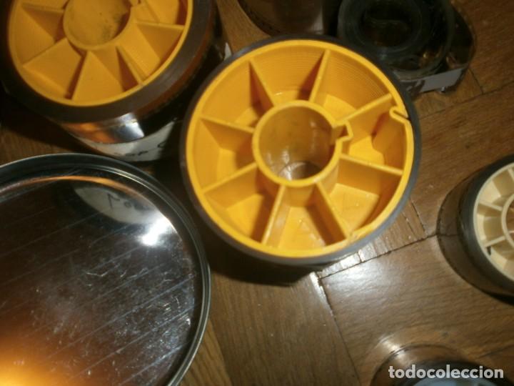 Cine: Cine lote coleccionistas decoración latas, peliculas, cajas de cartón, Neocinar, Rochester, Censura - Foto 10 - 233458255