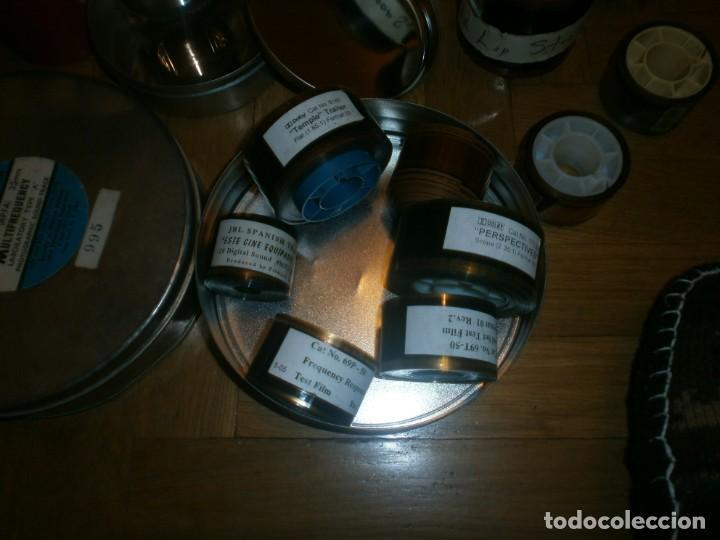 Cine: Cine lote coleccionistas decoración latas, peliculas, cajas de cartón, Neocinar, Rochester, Censura - Foto 11 - 233458255