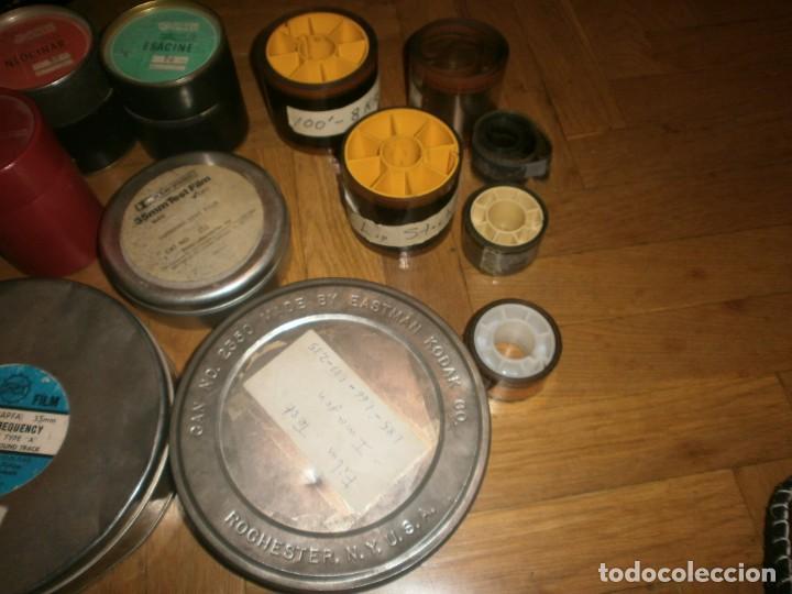 Cine: Cine lote coleccionistas decoración latas, peliculas, cajas de cartón, Neocinar, Rochester, Censura - Foto 13 - 233458255