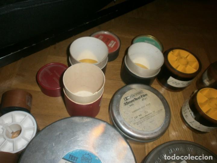 Cine: Cine lote coleccionistas decoración latas, peliculas, cajas de cartón, Neocinar, Rochester, Censura - Foto 14 - 233458255
