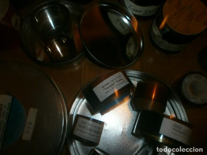 Cine: Cine lote coleccionistas decoración latas, peliculas, cajas de cartón, Neocinar, Rochester, Censura - Foto 15 - 233458255