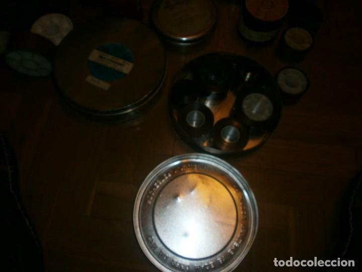 Cine: Cine lote coleccionistas decoración latas, peliculas, cajas de cartón, Neocinar, Rochester, Censura - Foto 16 - 233458255
