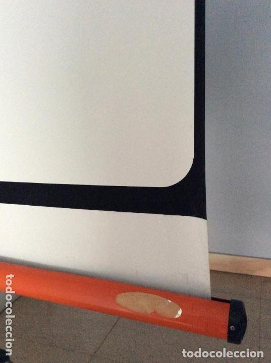 Cine: Pantalla Proyección Con TríPode Plegable Medidas pantalla 128 x 128 mate - Foto 6 - 235110475
