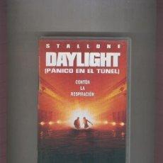 Cine: VIDEO VHS: PANICO EN EL TUNEL (DAYLIGHT) CON SYLVESTER STALLONE. Lote 235393240