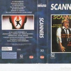 Cine: SCANNERS. Lote 236299675