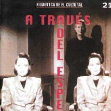 Cine: LIBRETO A TRAVÉS DEL ESPEJO - ROBERT SIODMAK. Lote 237198875