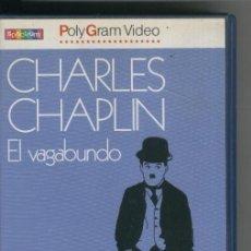 Cine: CHAPLIN: EL VAGABUNDO. Lote 237213990