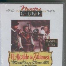 Cine: VIDEO VHS: EL ALCALDE DE ZALAMEA: MANUEL LUNA,ETC. Lote 237215625