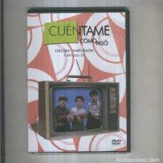 Cine: DVD: CUENTAME COMO PASO, NUMERO 124, TERCERA TEMPORADA, CAPITULO 030. Lote 237222255