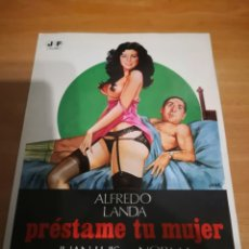 Cine: ALFREDO LANDA PRESTARME A TU MUJER JF FLIMS FOTOCROMO PELICULA ESPAÑOLA. Lote 237595635