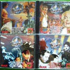 Cine: LA GRAN ENCICLOPEDIA DEL CINE - EN 4 CD-ROM (CON PISTAS DE AUDIO). Lote 239517640